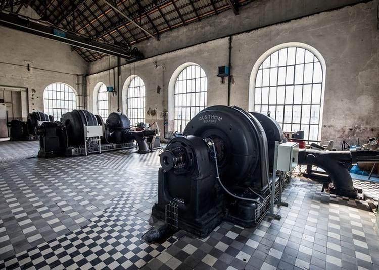Visite Commentée De La Centrale Hydroélectrique Alpes-hydro D'argentine 1 à Argentine