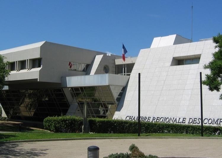 Visite Commentée De La Chambre Régionale Des Comptes à Marseille