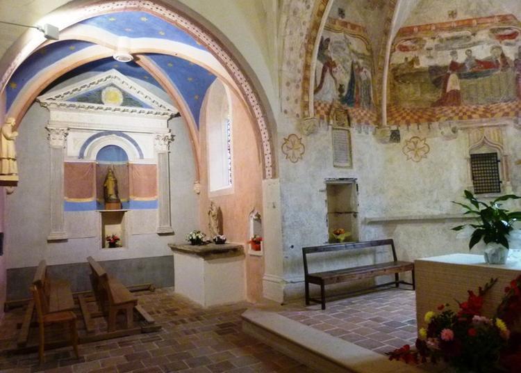 Visite Commentée De La Chapelle. à La Chapelle du Chatelard