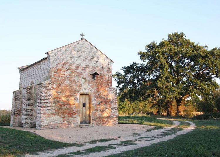 Visite Commentée De La Chapelle D'aigrefeuille. à Bage la Ville