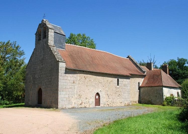 Visite Commentée De La Chapelle De Champeix à Boussac