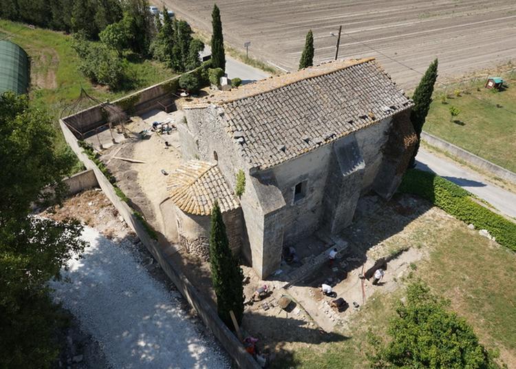 Visite Commentée De La Chapelle De Velorgues à L'Isle sur la Sorgue