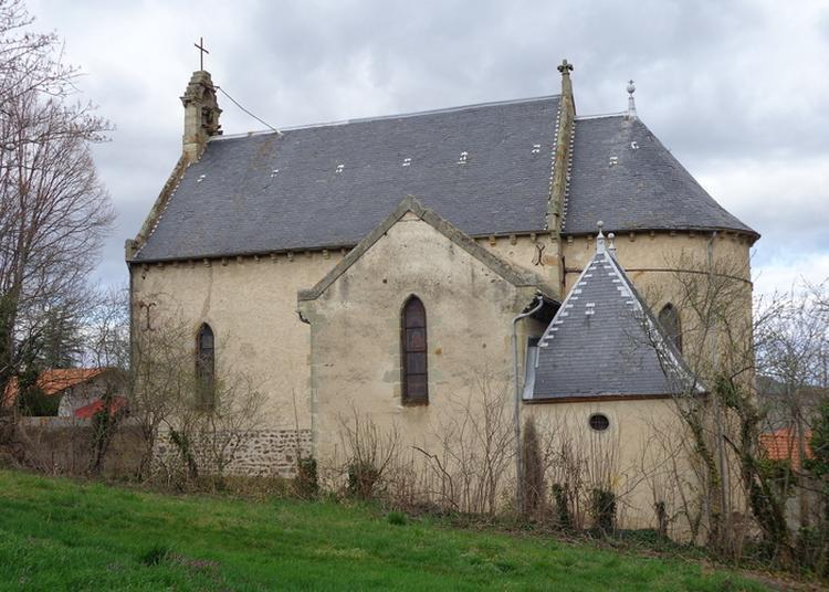 Visite Commentée De La Chapelle Du Sacré-coeur à Saint Julien de Coppel