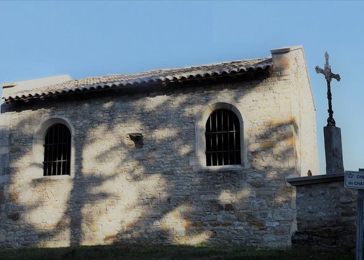 Visite Commentée De La Chapelle Du Vieux-bourg à Saint Didier de Formans