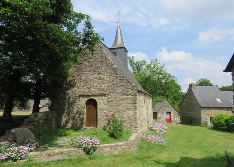 Visite Commentée De La Chapelle Notre-dame De Liesse à Peillac