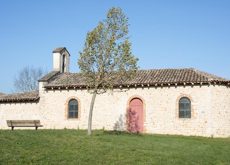 Visite Commentée De La Chapelle Saint-andré De Chânes à Beligneux