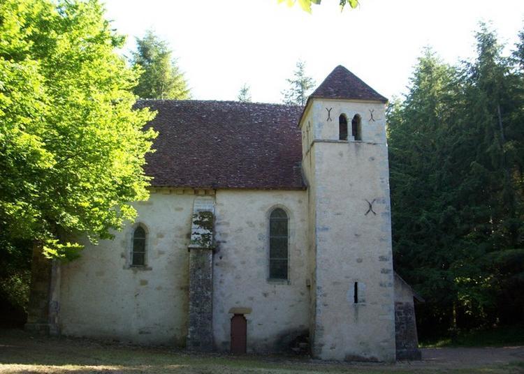 Visite Commentée De La Chapelle Saint-lazare à Varzy