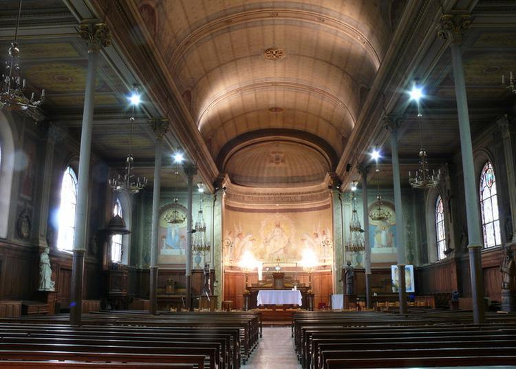 Visite Commentée De La Chapelle Saint Nicolas à Igny