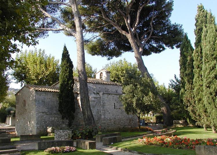 Visite Commentee De La Chapelle Sainte-cecile à Chateauneuf les Martigues