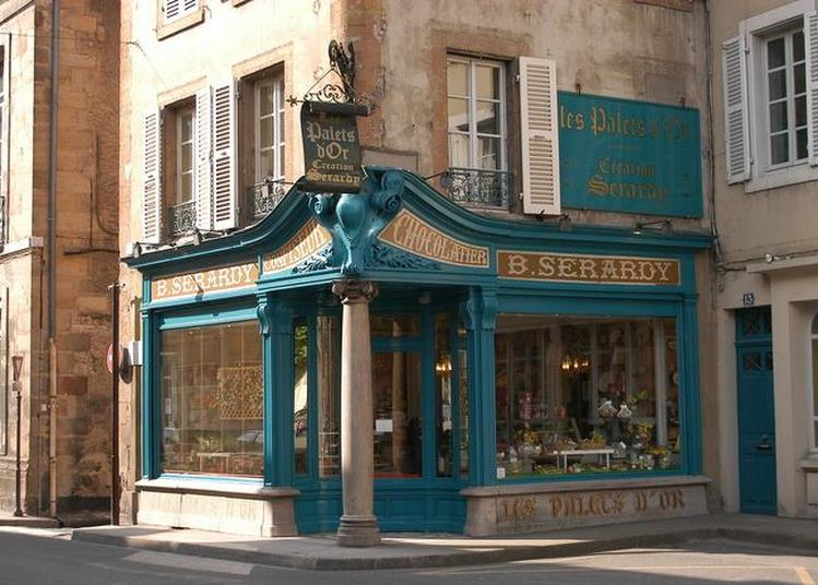 Visite Commentée De La Chocolaterie Serardy. à Moulins