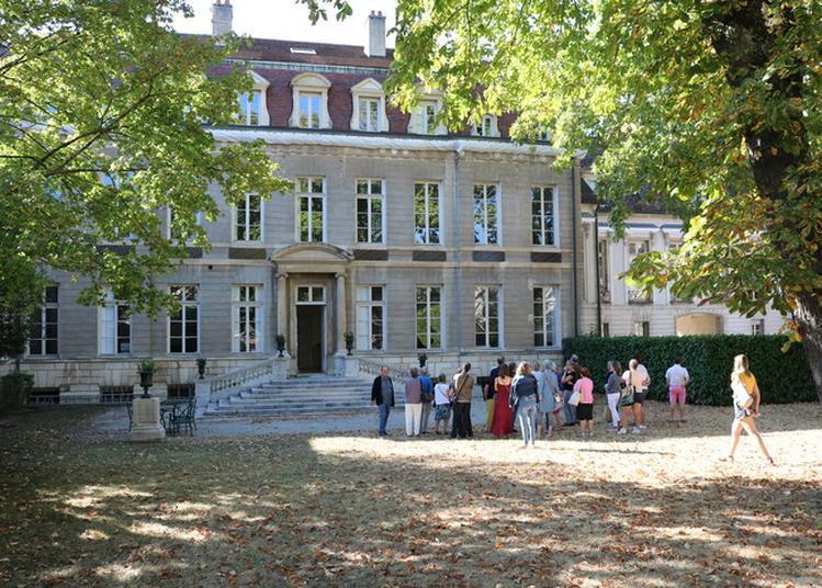 Visite Commentée De La Direction Régionale Des Affaires Culturelles De Bourgogne-franche-comté à Dijon