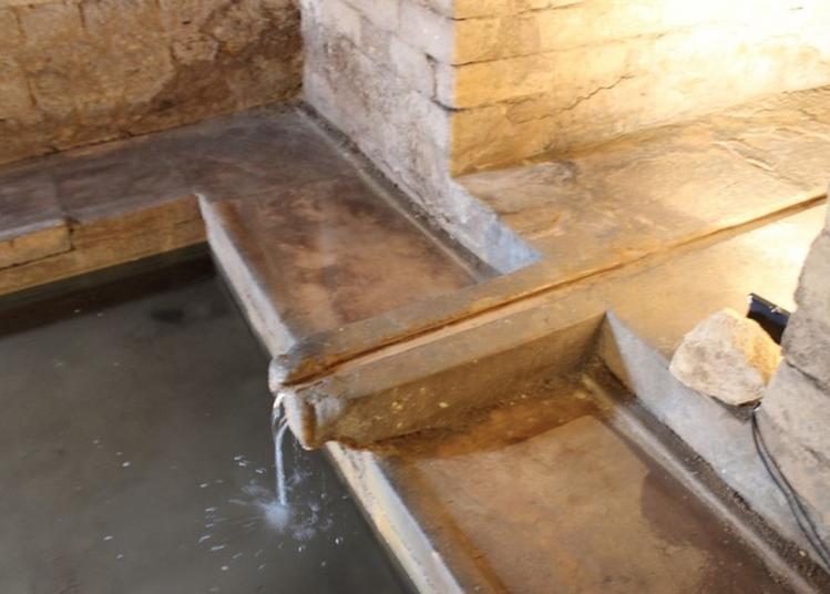 Visite Commentée De La Fontaine De La Pissotte à Saint Germain en Laye