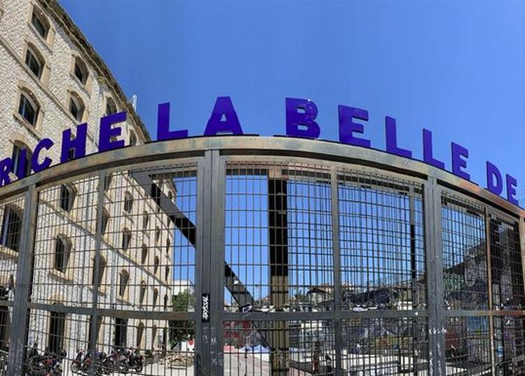Visite Commentée De La Friche La Belle De Mai à Marseille
