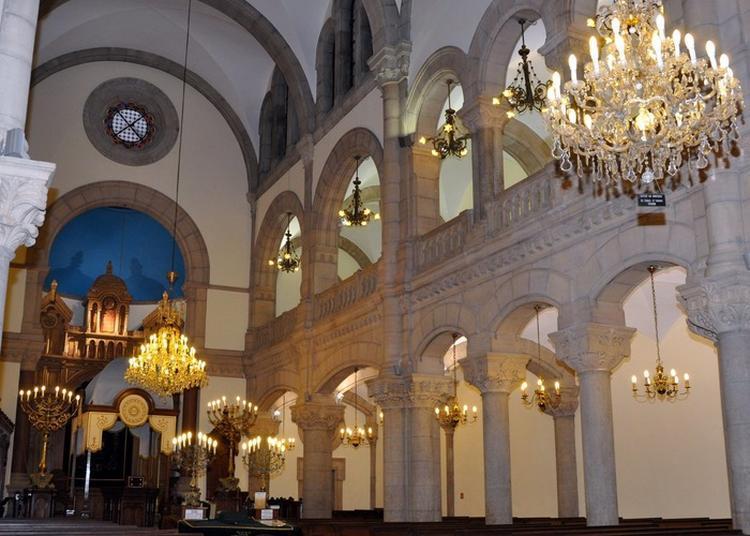 Visite Commentée De La Grande Synagogue. à Lyon