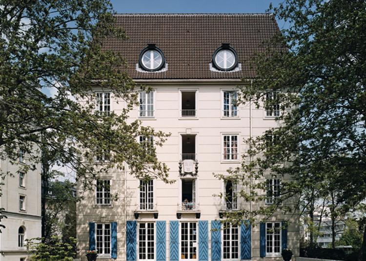 Visite Commentée De La Maison De La Suède à Paris 14ème