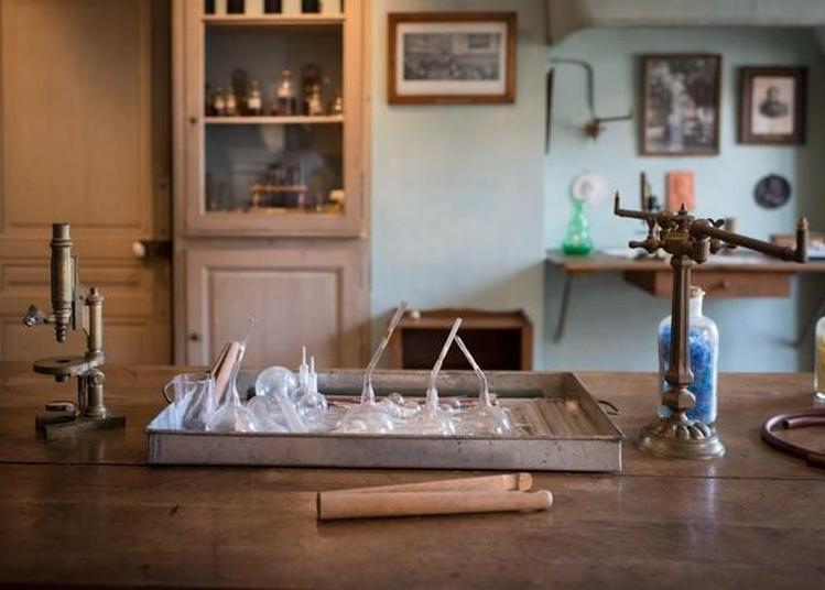 Visite Commentée De La Maison De Louis Pasteur à Arbois