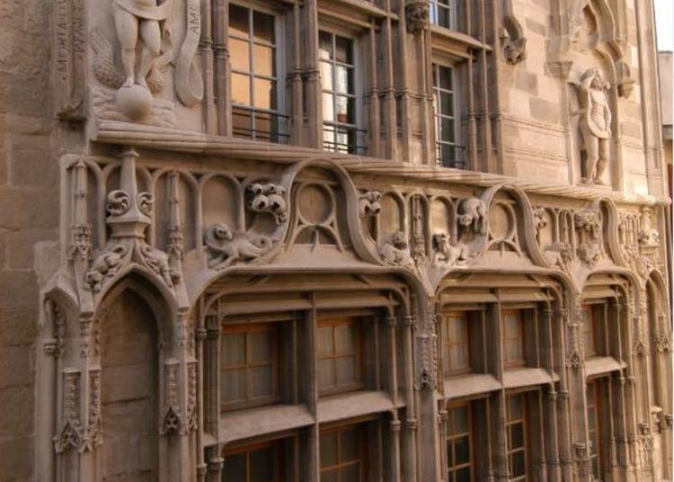 Visite Commentée De La Maison Des Têtes à Valence