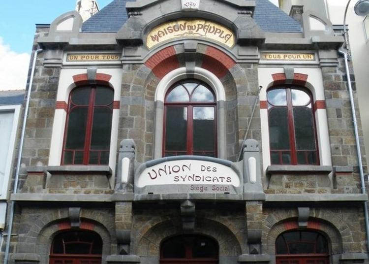 Visite Commentée De La Maison Du Peuple - St Malo à Saint Malo