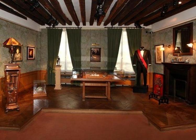 Visite Commentée De La Maison Natale Claude-debussy à Saint Germain en Laye