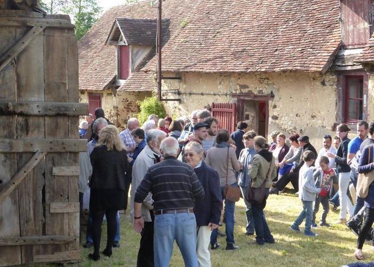 Visite Commentée De La Manoeuvrerie à Le Noyer