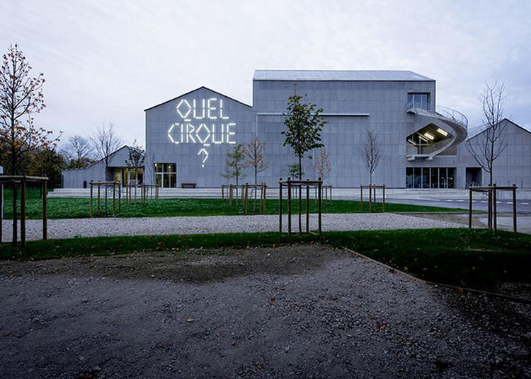 Visite Commentée De La Marnaise, Site Du Centre National Des Arts Du Cirque à Chalons en Champagne