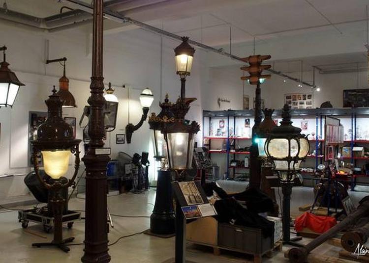 Visite Commentée De La Mege - Mémoire De L'Électricité, Du Gaz Et De L'Éclairage Public à Nanterre