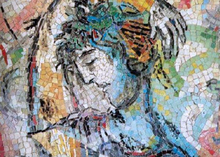 Visite Commentée De La Mosaïque De Marc Chagall « Le Voyage D'ulysse » à Nice