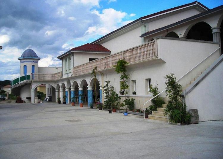 Visite Commentée De La Mosquée De Péage Hicret. à Le Peage de Roussillon