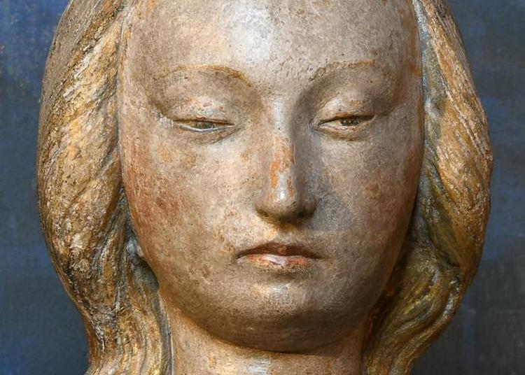 Visite Commentée De La Statue De Sainte Marie L'egyptienne à Paris 1er