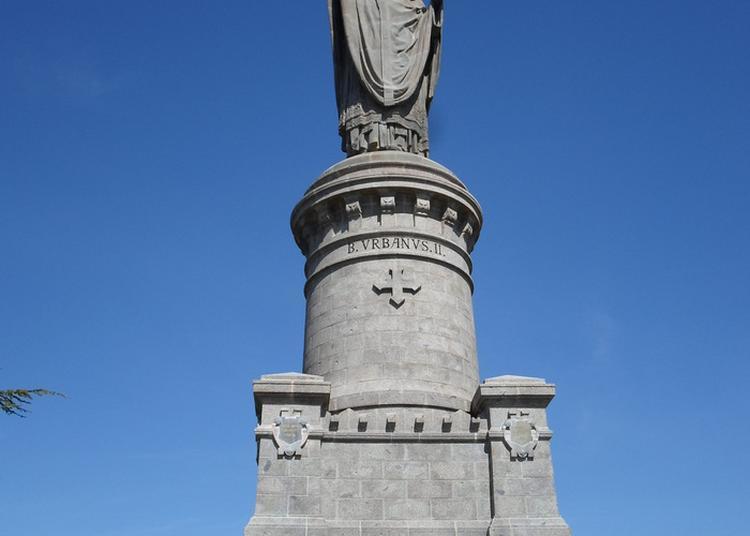 Visite Commentée De La Statue Urbain Ii à Chatillon sur Marne