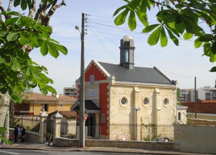 Visite Commentée De La Synagogue D'arcachon à Arcachon