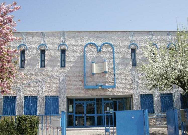 Visite Commentée De La Synagogue De Créteil à Creteil