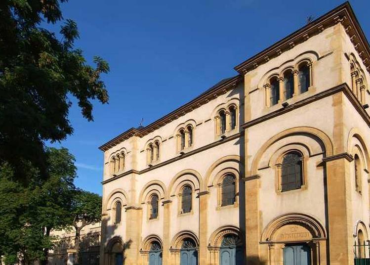 Visite Commentée De La Synagogue Et Explication Sur Le Judaïsme à Metz