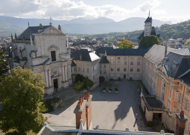 Visite Commentée De La Terrasse De La Tour à Chambery