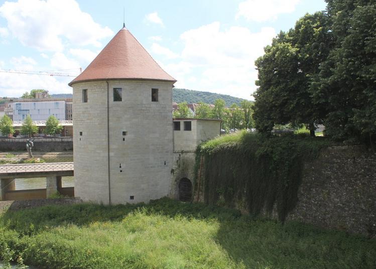 Visite Commentée De La Tour De La Pelote à Besancon
