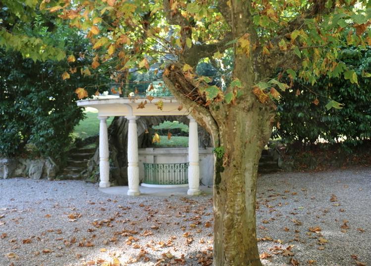 Visite Commentée De La Villa Du Châtelet à Evian les Bains