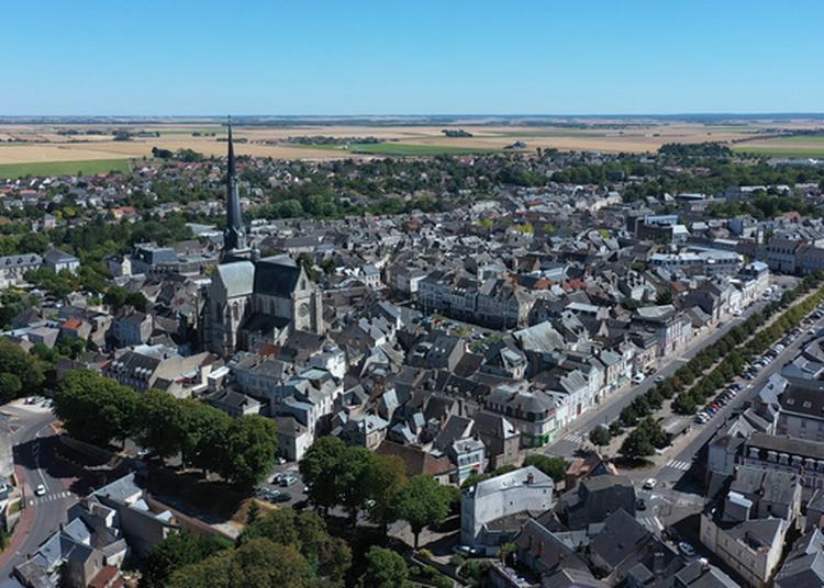 Visite Commentée De La Ville à Pithiviers