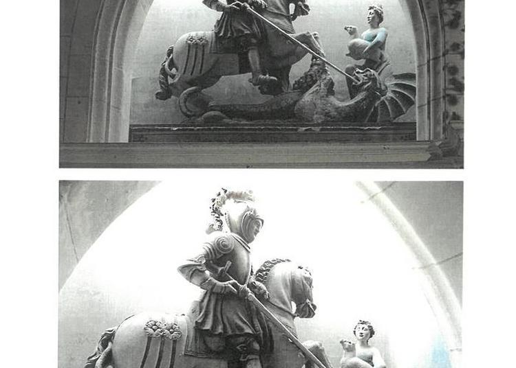Visite Commentée Des 8 Oeuvres Inscrites Au Titre Des Monuments Historiques De L'église Saint Georges à Vinneuf