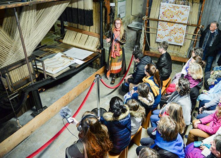 Visite Commentée Des Anciens Ateliers De Production à Jujurieux