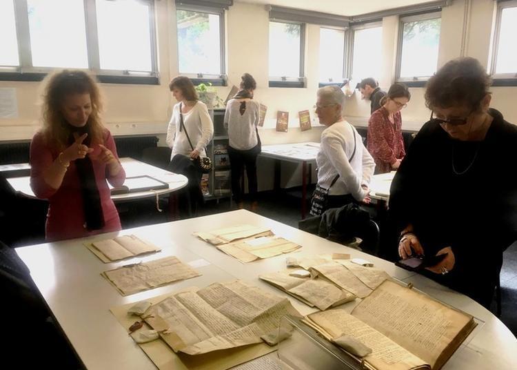 Visite Commentée Des Archives. à Grenoble