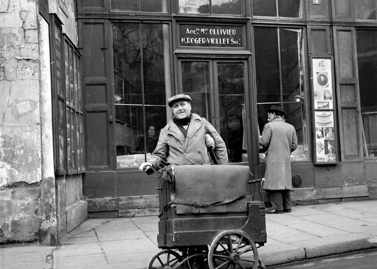 Visite Commentée Des Archives De L'agence Roger-viollet à Paris 6ème