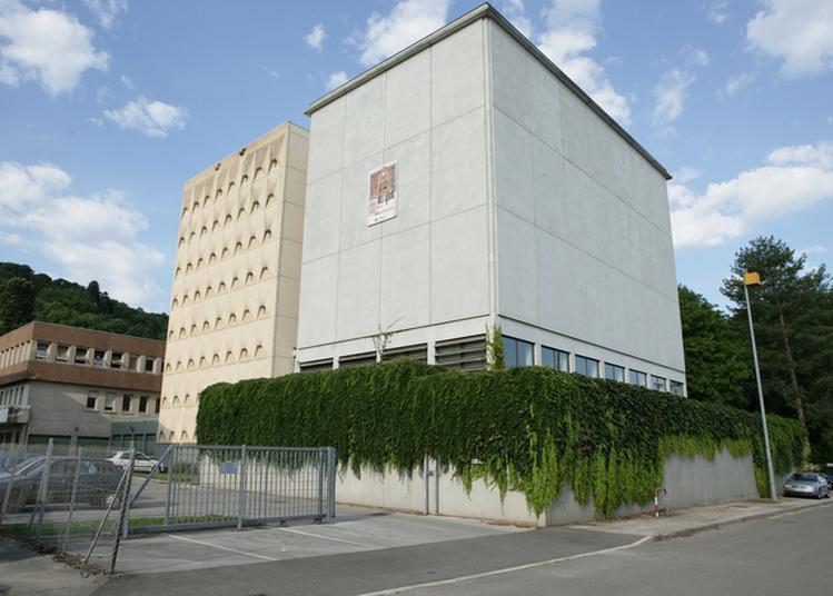Visite Commentée Des Bâtiments Des Archives Départementales Du Jura à Montmorot