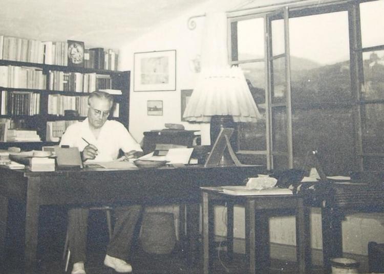 Visite Commentée Des Collections Patrimoniales Littéraires à Nice