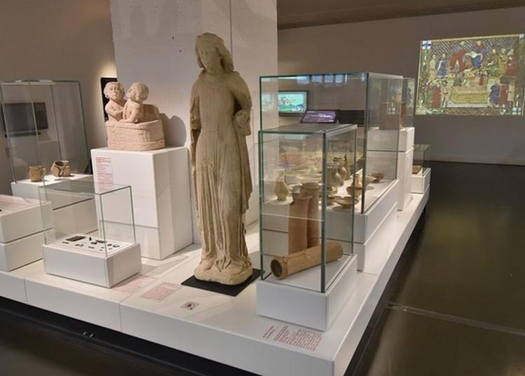 Visite Commentée Des Collections Permanentes à Marseille