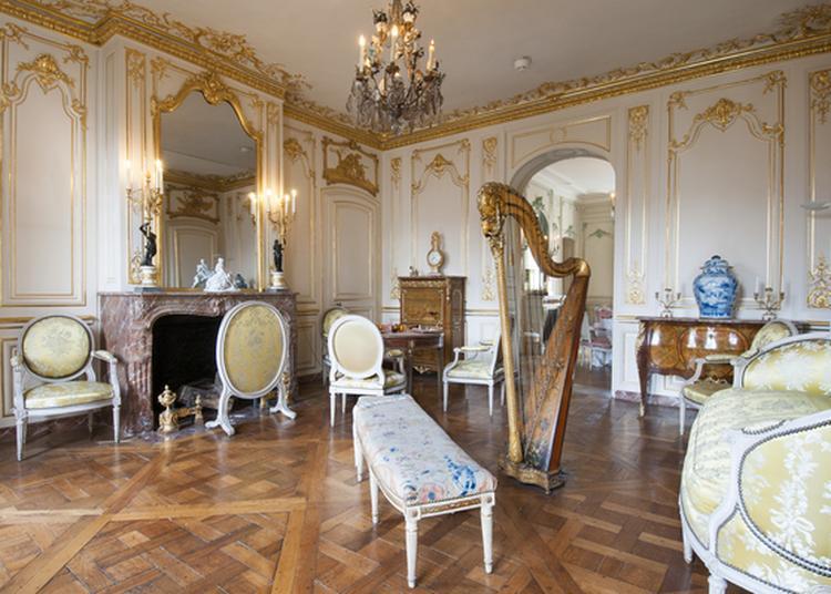Visite Commentée Des Collections Permanentes Du Xviiie Siècle à Versailles