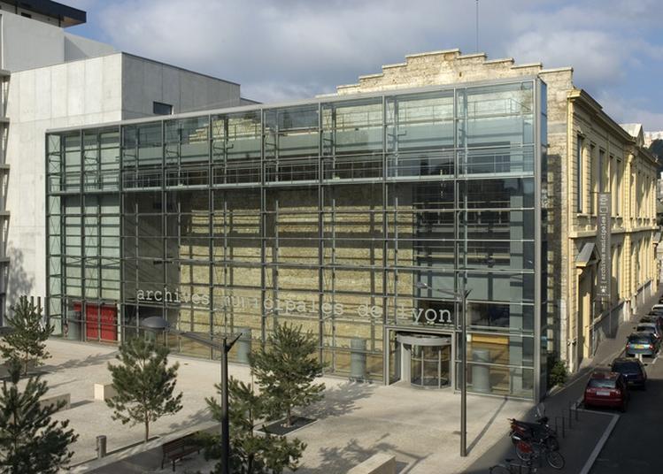 Visite Commentée Des Coulisses Des Archives à Lyon