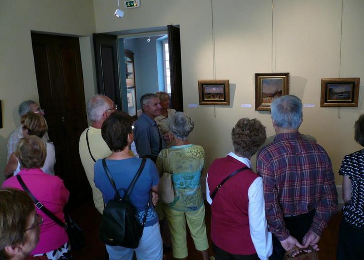 Visite commentée des expositions à Morestel