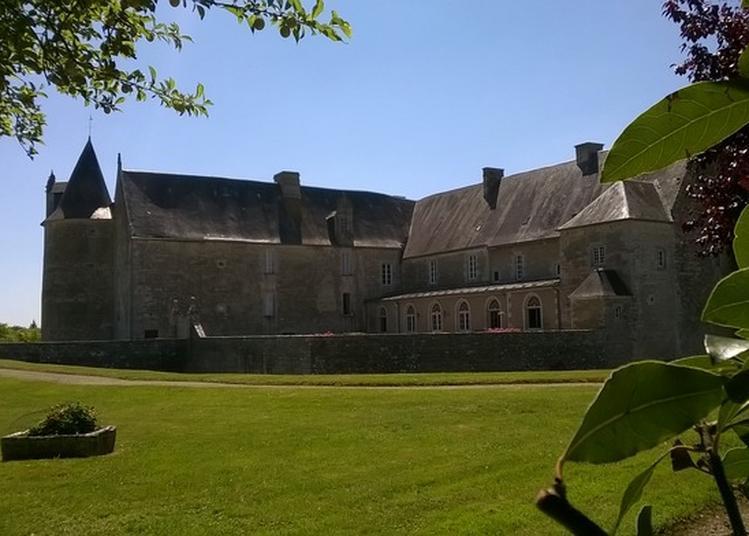Visite Commentée Des Extérieurs Et De La Chapelle Du Château De Saveilles à Embourie