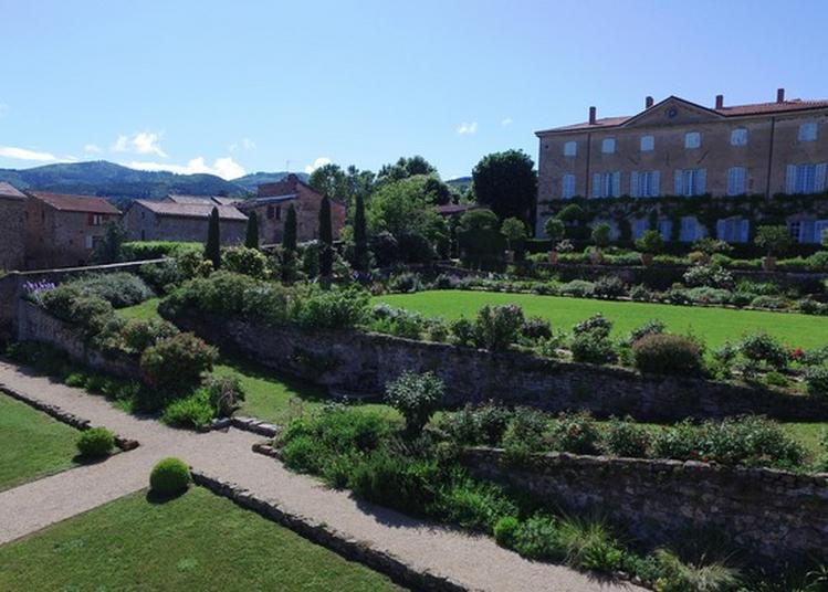 Visite Commentée Des Jardins. à Roiffieux