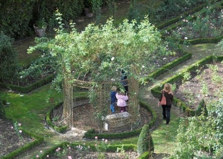 Visite Commentée Des Jardins Du Château De Saint-bernard. à Saint Bernard